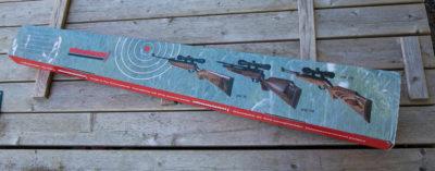 Det er svært sjelden jeg kjøper våpen som leveres helt nytt i fabrikkeske!