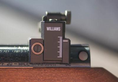 Williams 5D-AG ferdig montert.